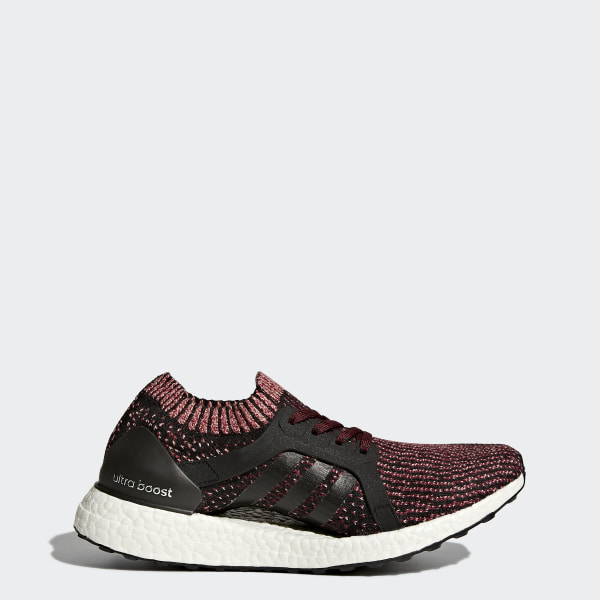 sale retailer 34bc9 a910f Tenis UltraBOOST X CORE BLACK CORE BLACK MYSTERY RUBY F17 BY1674