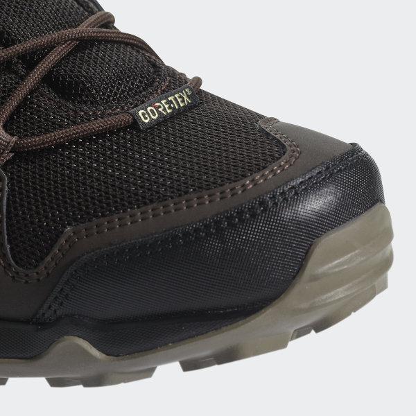 ed9d4c153f712 Terrex AX2R GTX Shoes Night Brown   Core Black   Simple Brown CM7716