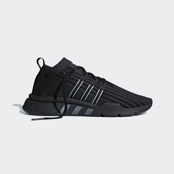 cd6ee73260a35 adidas EQT Support Mid ADV Primeknit Shoes - Black