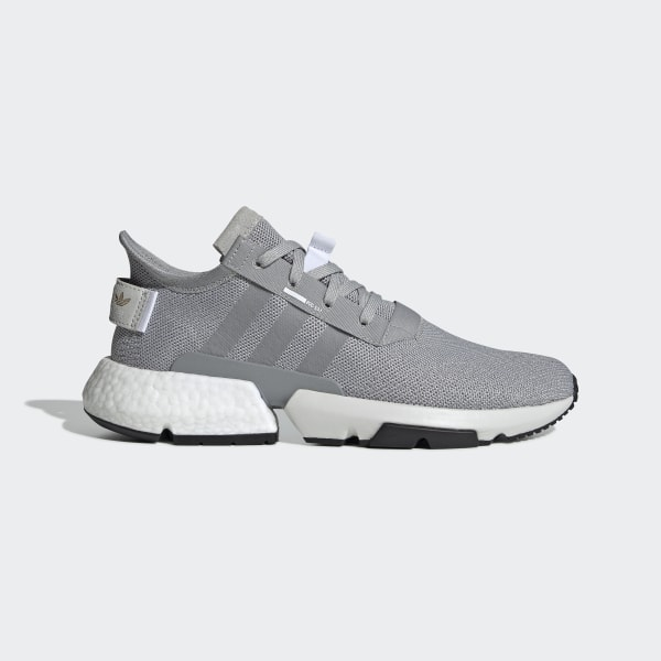 reputable site 186e5 c58d0 POD-S3.1 Schuh Grey Two  Grey Two  Reflective Silver CG6121