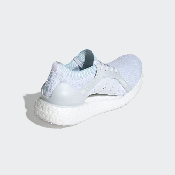 ec42cd1757d3 Ultraboost X Parley Shoes Icey Blue   Cloud White   Icey Blue BY2707