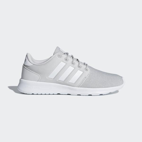 8db73d469935 Cloudfoam QT Racer Shoes Grey   Cloud White   Grey DB0269