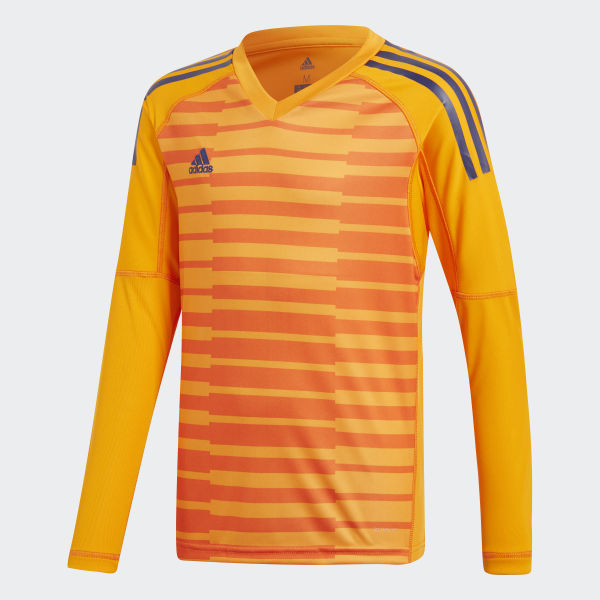 adidas Adipro Goalkeeper Jersey - Orange  b4c0c9fed7ac