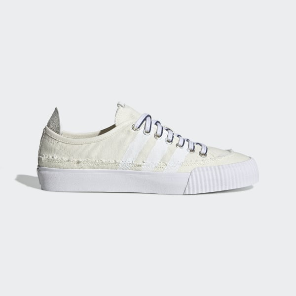 huge selection of d22a7 8f393 Scarpe Nizza DG Off White   Ftwr White   Customized EG1761