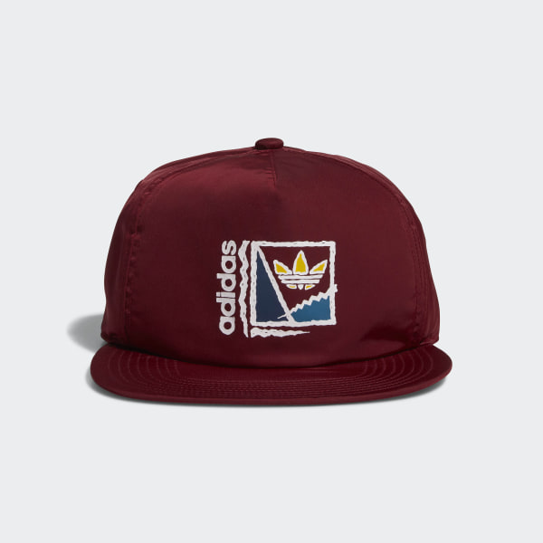 Court Crusher Hat Collegiate Burgundy DH2582 29b35936f7f