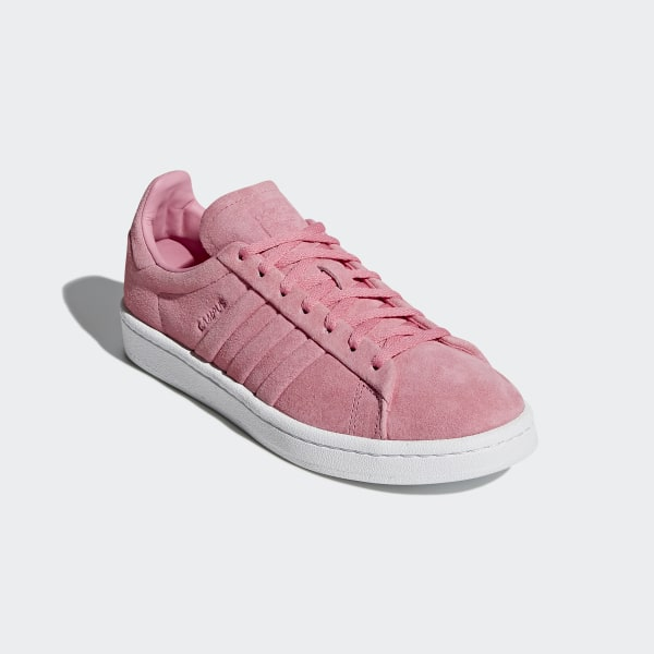 separation shoes 18b1d 4daca Campus Stitch and Turn Shoes Chalk Pink  Chalk Pink  Gold Metallic CQ2740