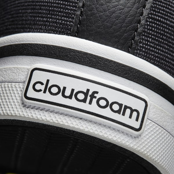 big sale 54d6c d56ba Cloudfoam Super Daily Shoes Core Black  Core Black  Cloud White BB9873