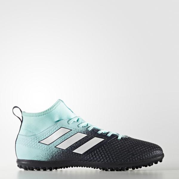 Zapatos de Fútbol ACE Tango 17.3 Césped Artificial ENERGY AQUA F17 FTWR  WHITE LEGEND 9daeacbd41e