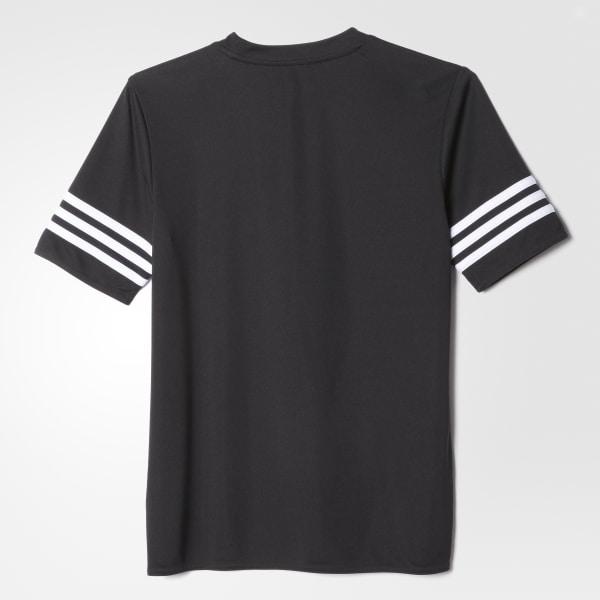 Camisa Infantil Entrada 14 BLACK WHITE F50546 fb85b01daca