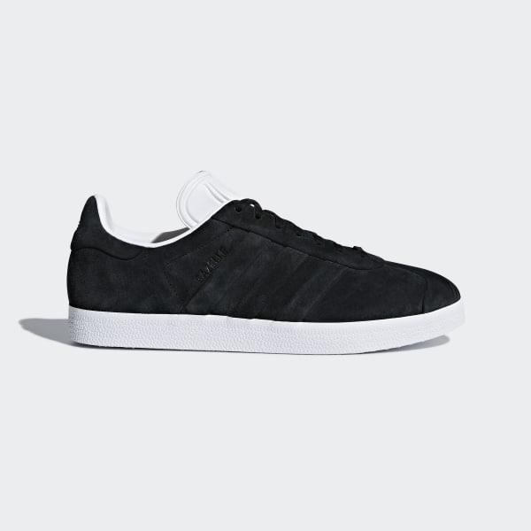 promo code a4b8c 5c623 Gazelle Stitch and Turn Shoes Core BlackCore BlackFtwr White CQ2358