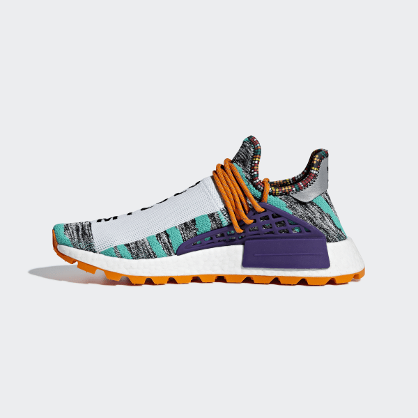 59b738311 Pharrell Williams SOLARHU NMD Shoes Hi-Res Aqua   Core Black   Supplier  Colour BB9528