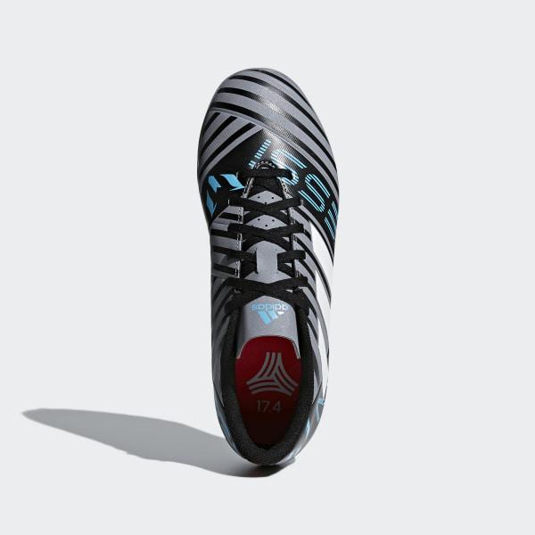 edc1390dccf7e Botines de fútbol Nemeziz Messi Tango 17.4 Césped Artificial GREY FTWR  WHITE CORE BLACK