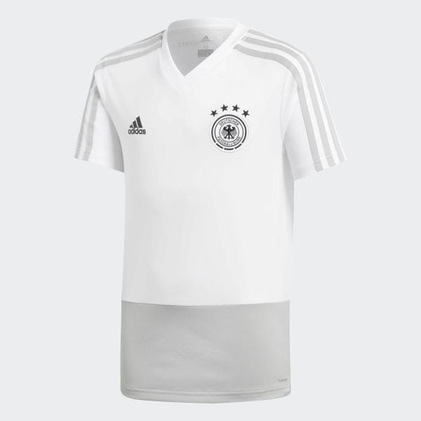 Camiseta entrenamiento Alemania White Grey Two Black CE6608 cde4274c635f4