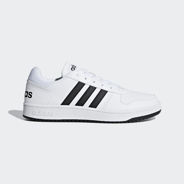 b9cab7678a0 adidas Hoops 2.0 Shoes - White