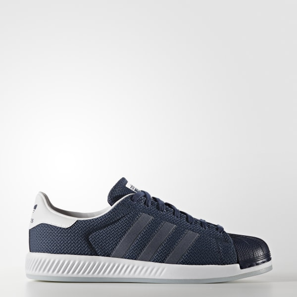 promo code a0525 bb852 Superstar Bounce Shoes Collegiate Navy   Footwear White   Cloud White S82238