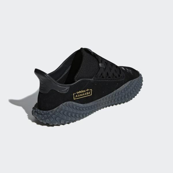 bd7f2ea553d57 NEIGHBORHOOD Kamanda 01 Shoes Core Black   Core Black   Core Black B37341