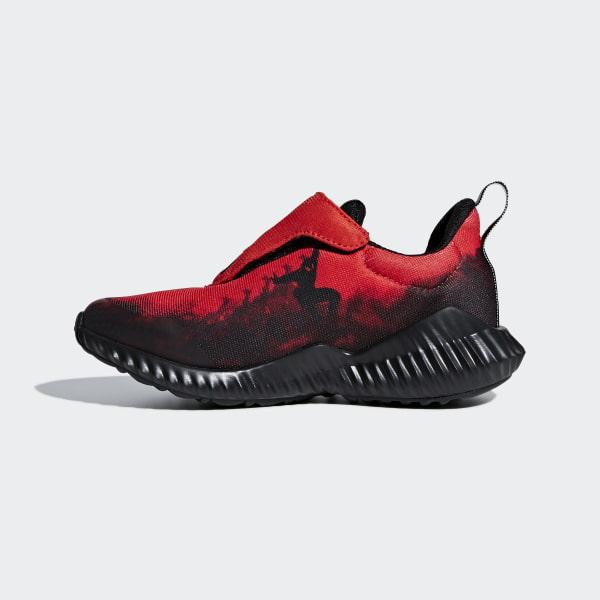 premium selection 1e3e8 e89ed Marvel Spider-Man FortaRun Shoes Active Red  Core Black  Ftwr White D96878