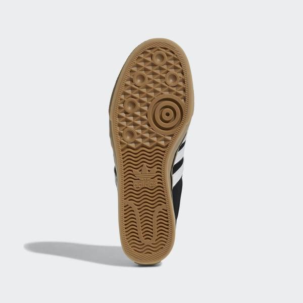 adiease Premiere Shoes Core Black   Cloud White   Gum F37319 8cfad9a8bd