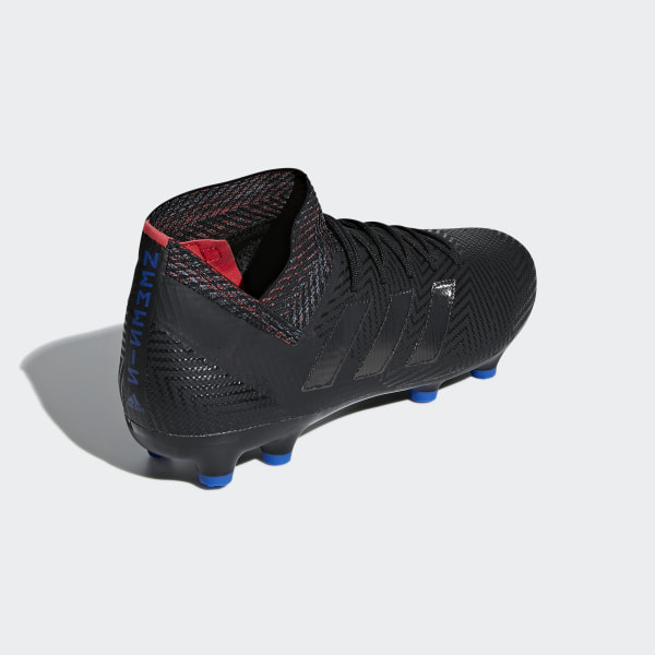 Nemeziz 18.3 Firm Ground Boots Core Black   Core Black   Football Blue  D97981 87df909f373