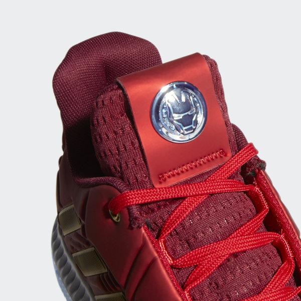 Marvel'S Iron Man   Harden Vol 3 Shoes Scarlet / Collegiate Burgundy / Gold Metallic Eg2626