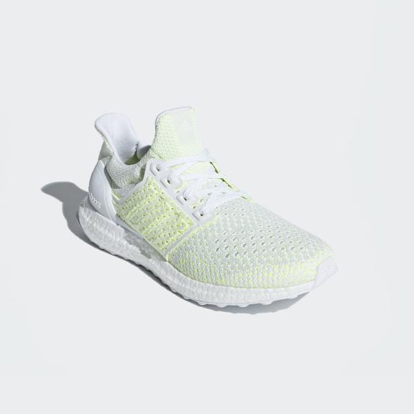 a6415d0de56dc Ultraboost Clima Shoes Ftwr White   Ftwr White   Solar Red AQ0481