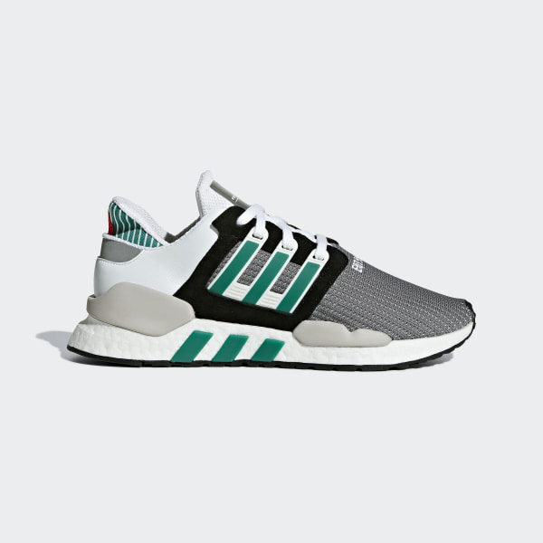 new arrival 6db39 c398e EQT Support 9118 Shoes Core Black  Clear Granite  Sub Green AQ1037