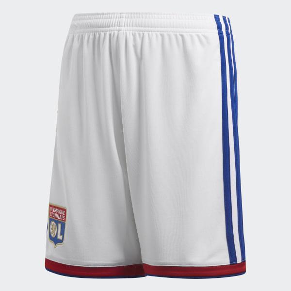 1c4c4b1d86f4f Pantalón corto primera equipación Olympique de Lyon White   Collegiate Red  CF9148
