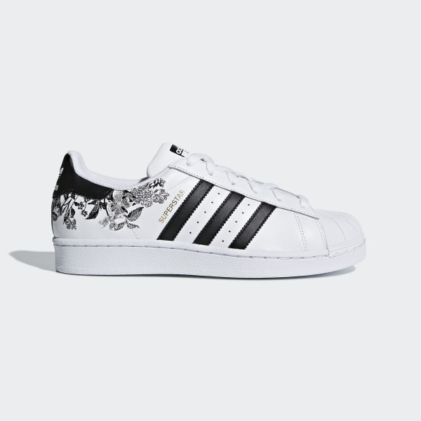 adc2492ccce2 Superstar Shoes Cloud White   Core Black   Gold Metallic CG6407