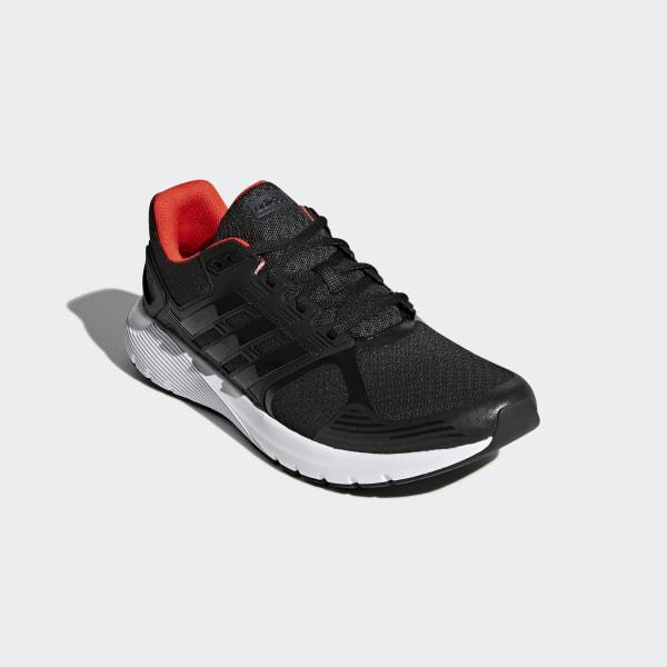 ZapatillaS DE RUNNING Duramo 8 CARBON S18 CORE BLACK HI-RES RED S18 dc84627c7afa