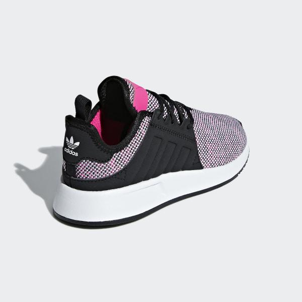 dbc05dde3e9 X PLR Kids Shoes shock pink   core black   ftwr white B41832