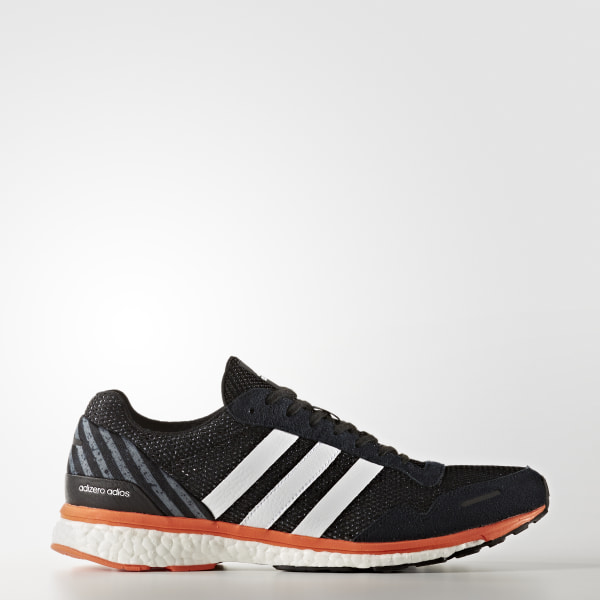 san francisco 46d28 44afa Mens adizero Adios 3 Shoes