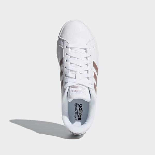 promo code 063b5 e795c Cloudfoam Advantage Shoes Ftwr WhiteVapor Grey MetallicFtwr White DA9524