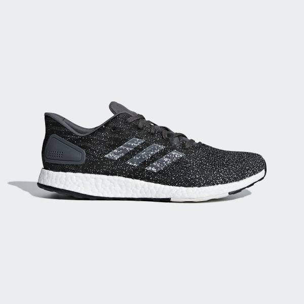 best website 90b3d d25a9 Pureboost DPR Shoes Grey Six  Grey One  Raw White B37787