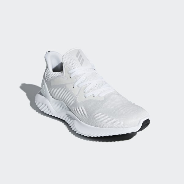 2785f9f3a9baf Alphabounce Beyond Shoes Cloud White   Silver Metallic   Cloud White AC8274