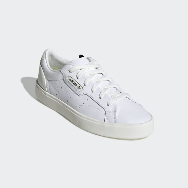 adidas Sleek Shoes Cloud White / Off White / Crystal White CG6199