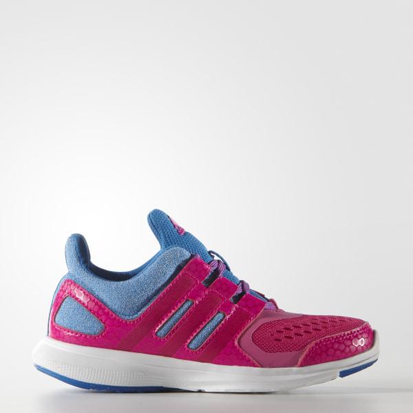 9b74d49efd8b hyperfast 2.0 Shock Blue Shock Pink Bold Pink AF4511