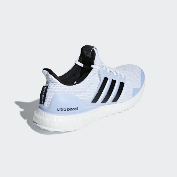 67b0bcd5875 Ultraboost x Game Of Thrones Shoes Ftwr White   Core Black   Glow Blue  EE3708