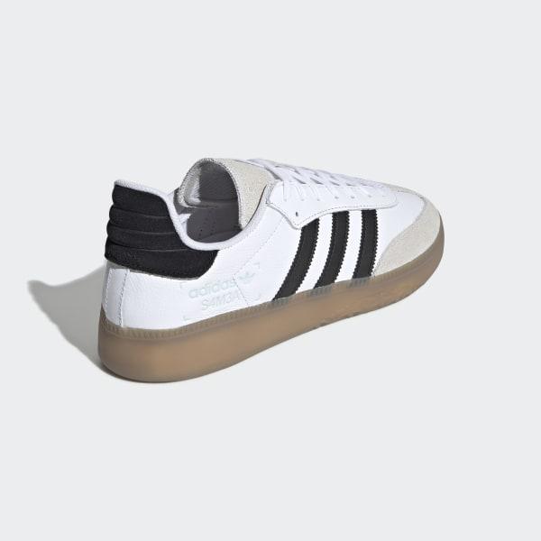 bc4d4cc1d42687 Samba RM Shoes Cloud White   Core Black   Clear Mint BD7537