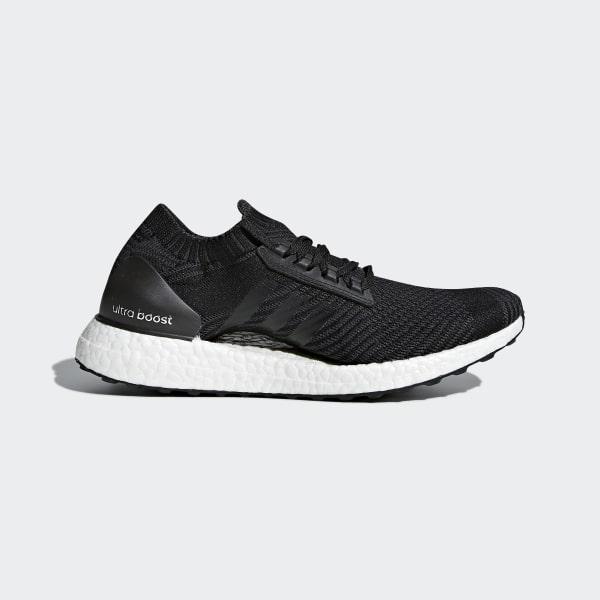best sneakers 3eda6 01111 Ultraboost X Skor Core Black   Core Black   Carbon BB6162. Visa din stil.   adidas