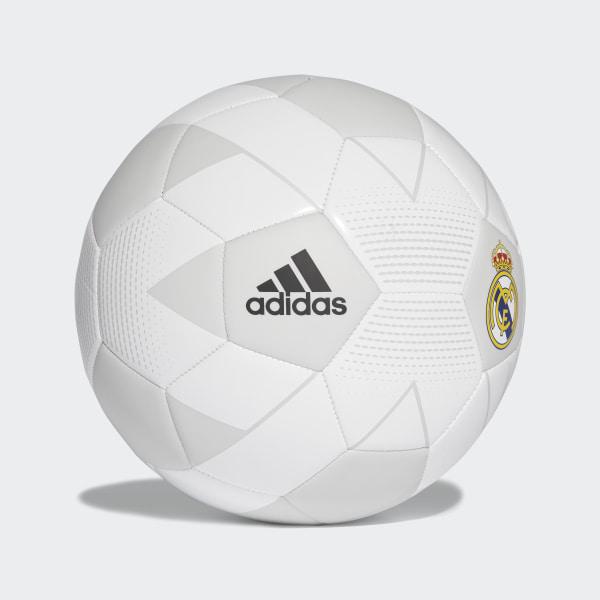 3934729d302 Real Madrid Ball Cream White   Grey One   Black CW4156