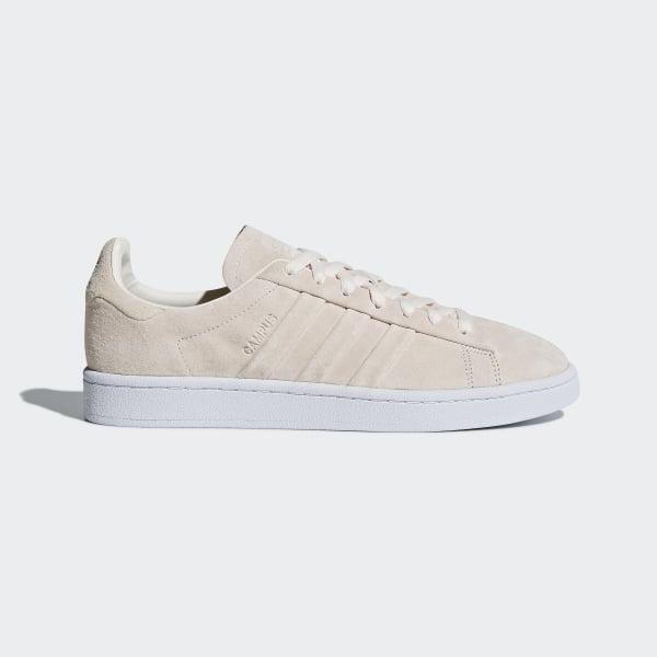 sale retailer ae1db c34f3 Campus Stitch and Turn Shoes BeigeChalk WhiteFtwr White BB6744