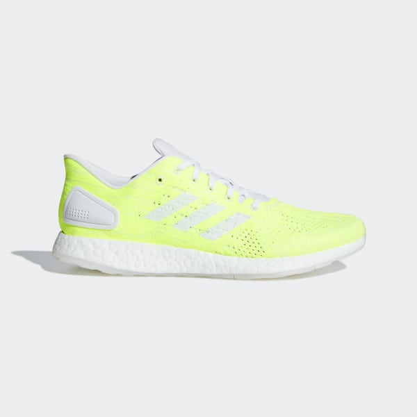 e82bb1236c047 Pureboost DPR LTD Shoes Yellow   Ftwr White   Hi-Res Yellow B37800