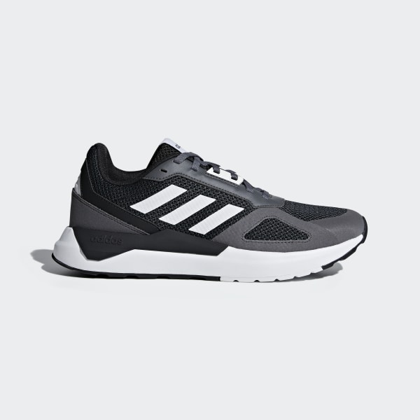 df03148e9deac Tenis Run 80s CORE BLACK FTWR WHITE GREY FIVE BB7435