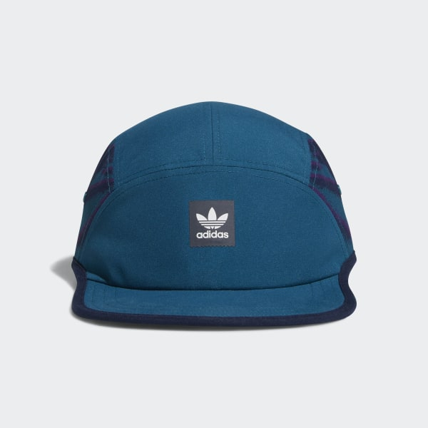 1eca890db34 Five-Panel Court Cap Real Teal DH2583