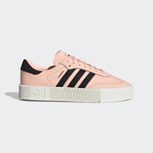 Samba Rose Shoes | TREND in 2019 | Pink adidas, Rose adidas