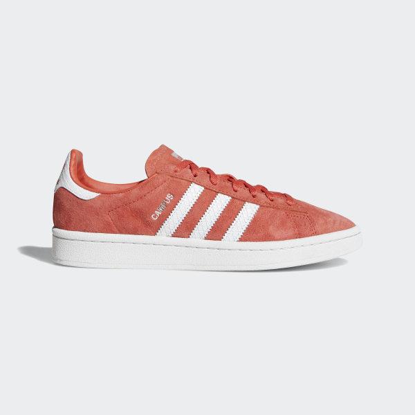 Campus Shoes Trace Scarlet Ftwr White Silver Metallic CQ2099 614dbb9fe