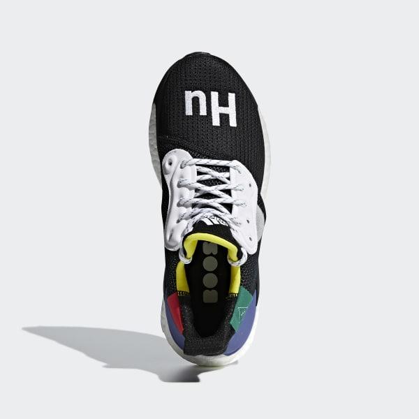 487fd4dc3038 Pharrell Williams x adidas Solar Hu Glide ST Shoes Core Black   Cloud White    Bright