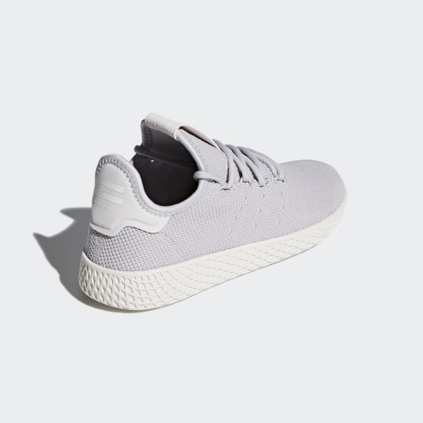 356cff7c5 Pharrell Williams Tennis Hu Shoes Light Solid Grey   Light Solid Grey   Chalk  White DB2553
