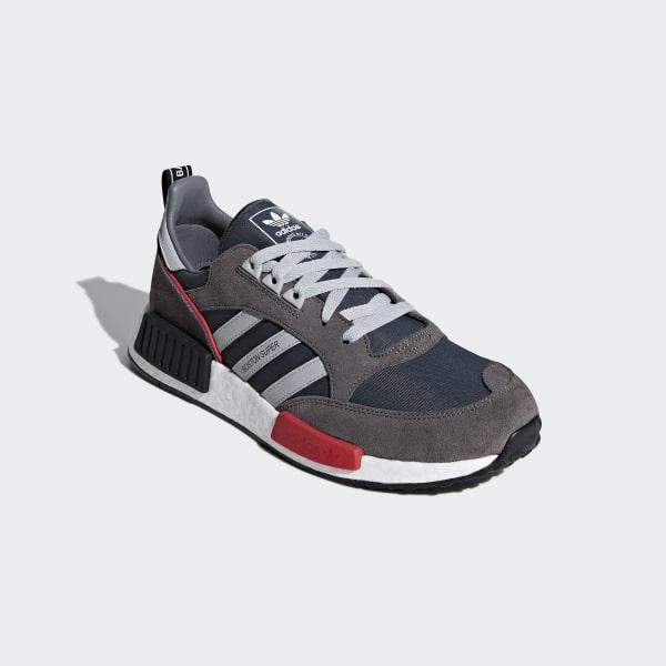 058cc985d Boston Super x R1 Shoes Bold Onix   Clear Onix   Ftwr White G26776