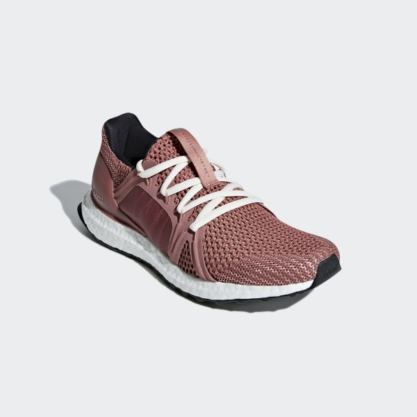 39f53992b Ultraboost Shoes Raw Pink   Coffee Rose   Core Black AC7565